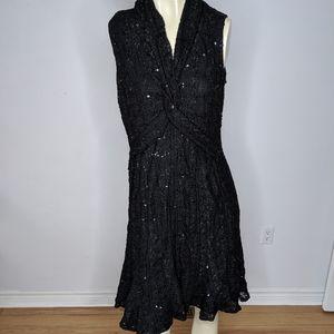 JOSEPH RIBKOFF - sequin dress